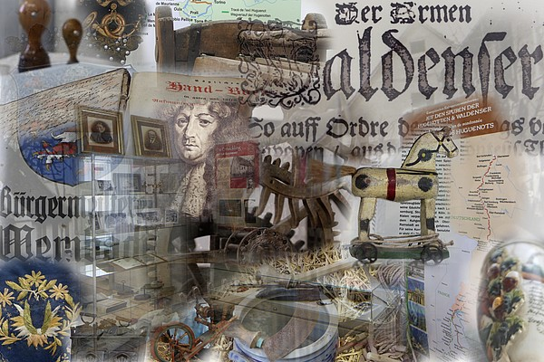 Collage Waldenser-Museum